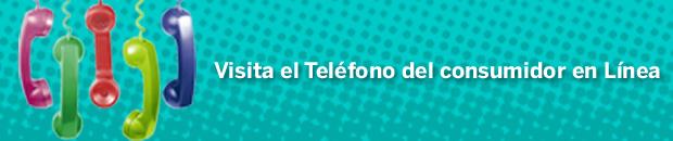 Newsletter brujula de compra for Telefono oficina del consumidor
